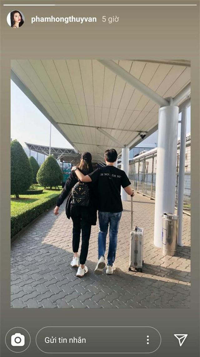 Á hậu Thúy Vân công khai rõ mặt chồng sắp cưới giữa mùa dịch - 5
