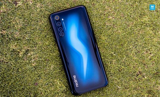 Cận cảnh Realme 6 Pro: Chip Snapdragon 720G, camera trước đục lỗ kép, sạc nhanh VOOC 4.0 - Ảnh 4.