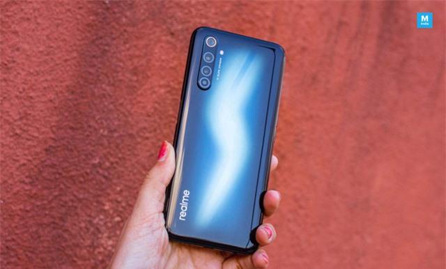 Cận cảnh Realme 6 Pro: Chip Snapdragon 720G, camera trước đục lỗ kép, sạc nhanh VOOC 4.0 - Ảnh 7.