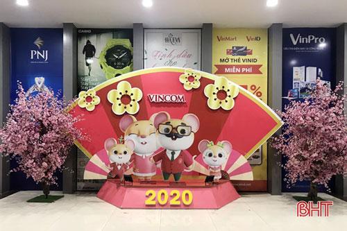 Vincom Hà Tĩnh lựa chọn Công ty TNHH Quý Lê làm đối tác tin cậy cho việc in ấn thiết kế quảng cáo.