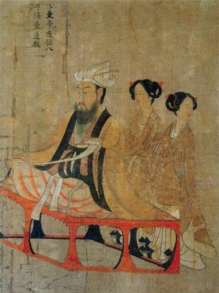 Cảnh ăn chơi của Lưu Hạ. (Ảnh minh họa)
