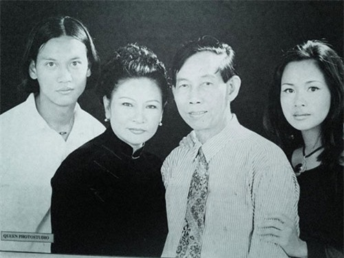Ngỡ ngàng nhan sắc mẹ Thanh Lam thời trẻ - 4