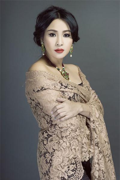 Ngỡ ngàng nhan sắc mẹ Thanh Lam thời trẻ - 7