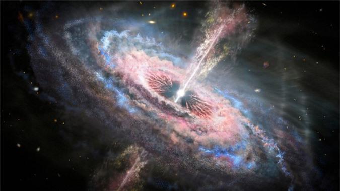 Phát hiện siêu sóng thần ma ập xuống từ… vũ trụ - Ảnh 1.