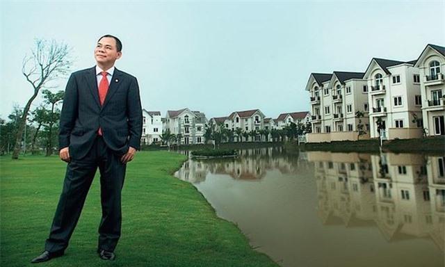 Vừa gặt lãi hơn 1 tỷ USD, công ty ông Phạm Nhật Vượng có kế hoạch mới - 1