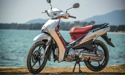 Yamaha Finn 115 2020.