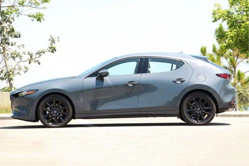 Mazda 3 Hatchback. Ảnh: Motor1.