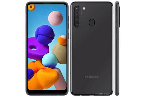 Samsung Galaxy A21.