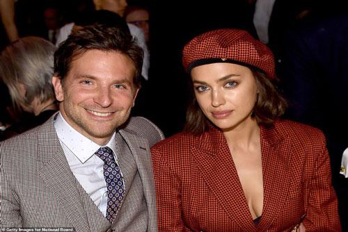 Về phía Irina Shayk, cô từng có mối tình 4 năm với tài tử Bradley Cooper. Họ có với nhau một con chung là Lea De Seine. People khẳng định hậu chia tay, hai người đã đạt thỏa thuận về chuyện chia tài sản và chăm sóc con gái.