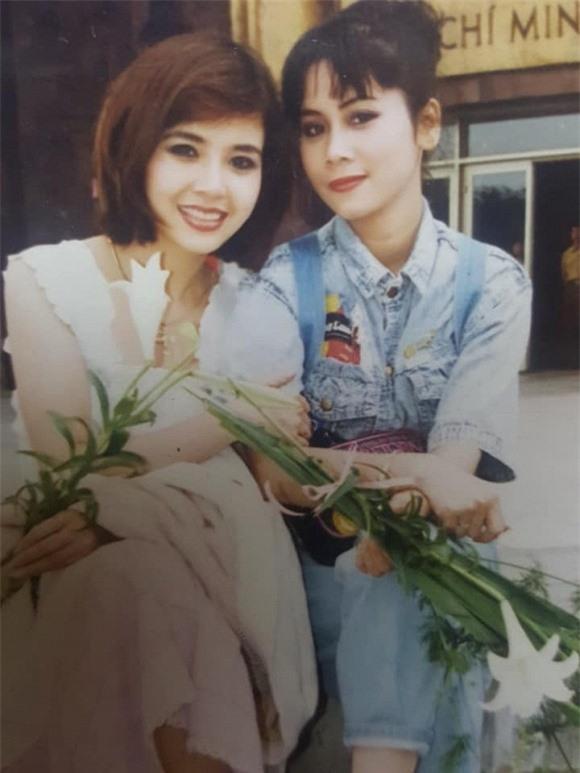 """Nhan sắc xinh đẹp mặn mà của """"vợ"""" Ngọc Hoàng - Quốc Khánh - Ảnh 3."""