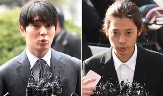 Công tố viên đề nghị tăng mức án với Jung Joon Young và Choi Jonghun - 1