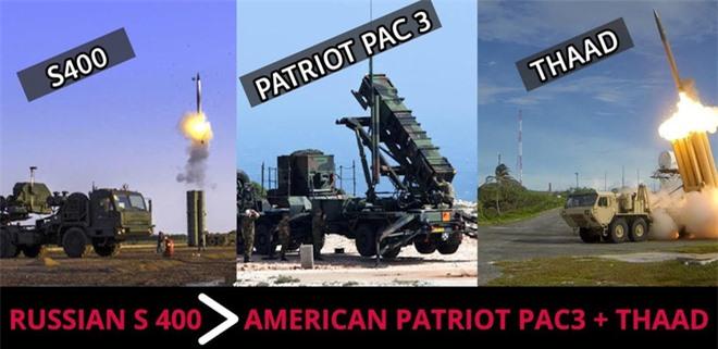 Mỹ chơi dao đứt tay: Saudi Arabia phản thùng, có thể bắt tay Nga - S-400 hạ gục Patriot? - Ảnh 1.
