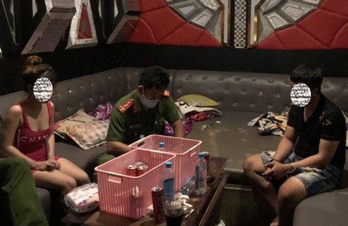 Đồng Nai: Giữa mùa dịch vẫn tụ tập sử dụng ma túy trong quán karaoke và nhà nghỉ