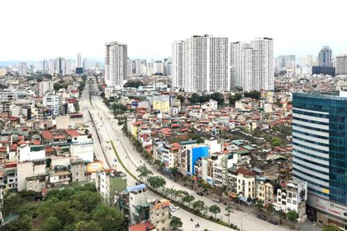 Thị trường bất động sản Hà Nội ghi nhận nguồn cung mở bán thấp nhất trong 9 năm qua