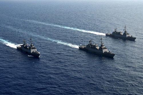 Gói nâng cấp mới dành cho tàu Sa'ar 5 đáng chú ý nhất là được trang bị hệ thống radar mới Advanced Phasing Array (ALPHA). Đây là hệ thống radar quét mảng điện tử hoạt động đa chức năng (AESA) hoạt động trong băng tần S để phát hiện và theo dõi các mối đe dọa và cung cấp hướng dẫn cho các hệ thống vũ khí trên tàu đối phó.