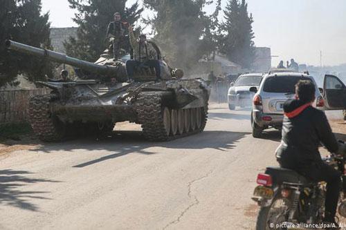 Hiện nay đang có nhiều dấu hiệu cho thấy quân đội chính phủ Syria sẽ sớm tái khởi động chiến dịch tấn công giải phóng tỉnh Idlib, thậm chí ngay trong đầu tháng 4 khi lệnh ngừng bắn gần như đã đổ vỡ.
