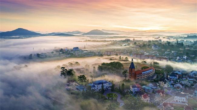 15 bức ảnh chụp trên cao của Việt Nam đẹp mê hoặc - Ảnh 3.