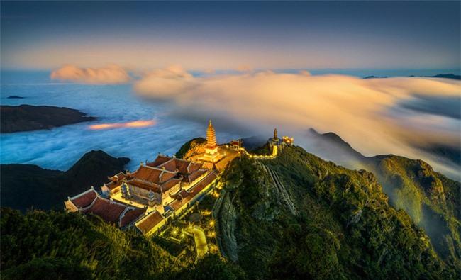 15 bức ảnh chụp trên cao của Việt Nam đẹp mê hoặc - Ảnh 4.