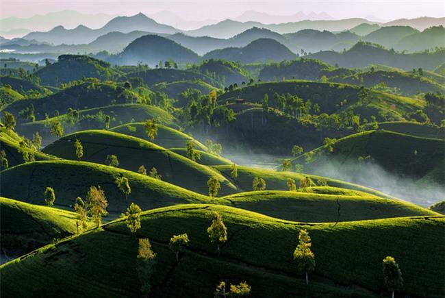 15 bức ảnh chụp trên cao của Việt Nam đẹp mê hoặc - Ảnh 7.