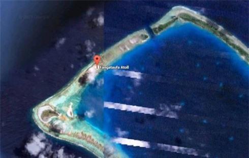 10 địa điểm bí ẩn luôn bị bôi đen, làm mờ trên Google Earth - ảnh 11