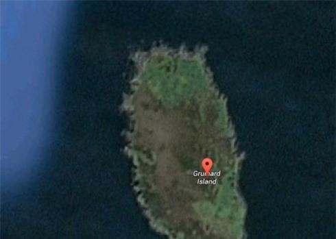 10 địa điểm bí ẩn luôn bị bôi đen, làm mờ trên Google Earth - ảnh 2