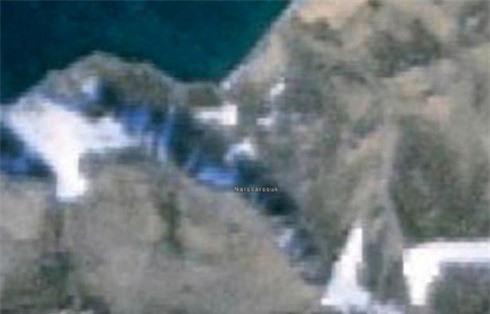 10 địa điểm bí ẩn luôn bị bôi đen, làm mờ trên Google Earth - ảnh 9