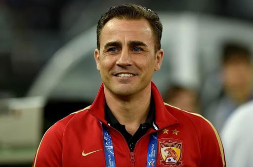 8. Fabio Cannavaro (Quảng Châu Evergrande, khoảng 14 triệu euro/năm).