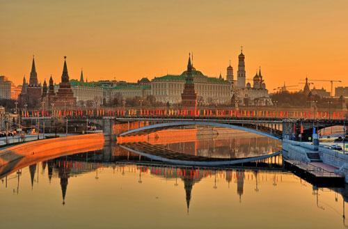 3. Moscow (nga) - 70 tỷ phú (tổng tài sản: 301,7 tỷ USD). Ảnh: Lonelyplanet.