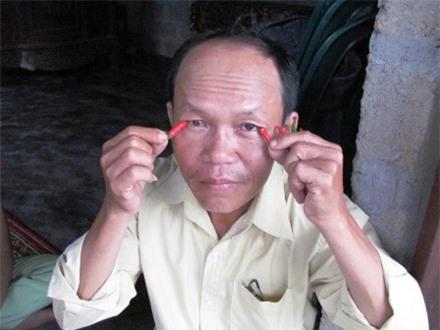 """5 """"dị nhân"""" có khả năng kỳ lạ nhất Việt Nam - 9"""