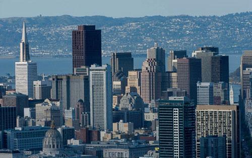 9. San Francisco (Mỹ) - 37 tỷ phú (tổng tài sản: 90,7 tỷ USD). Ảnh: Kron4.