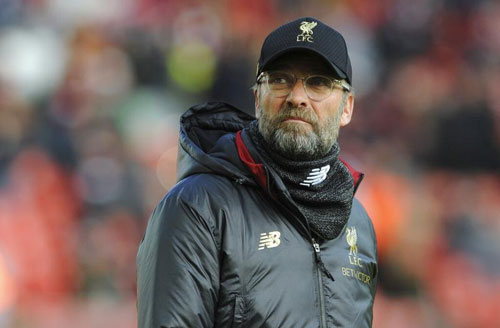 4. Jurgen Klopp (Liverpool, khoảng 24 triệu euro/năm).