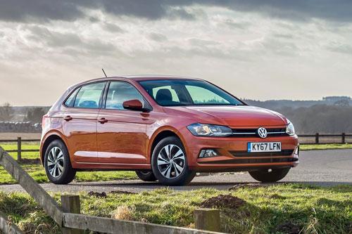 8. Volkswagen Polo (doanh số: 7.148 chiếc).