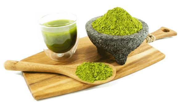 Cách làm tinh bột nghệ trà xanh đắp mặt giúp lão hóa đến chậm hơn 10 năm - 2