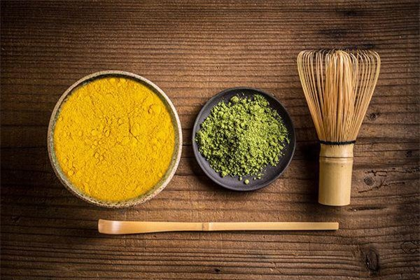 Cách làm tinh bột nghệ trà xanh đắp mặt giúp lão hóa đến chậm hơn 10 năm - 3