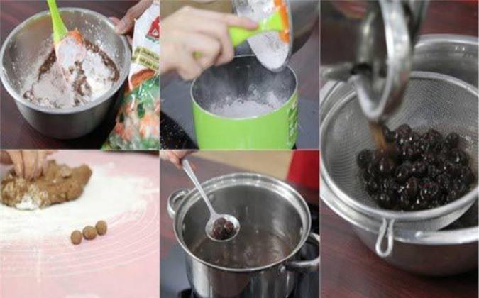 Cách làm trà sữa trân châu tại nhà đơn giản ngon như ngoài hàng - 2