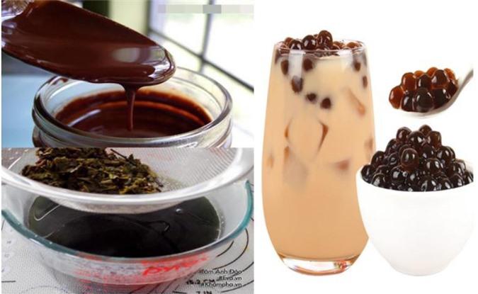 Cách làm trà sữa trân châu tại nhà đơn giản ngon như ngoài hàng - 5
