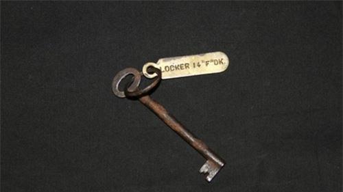 """Câu chuyện sau mức giá """"sốc"""" của chiếc chìa khóa tủ trên tàu Titanic - 1"""