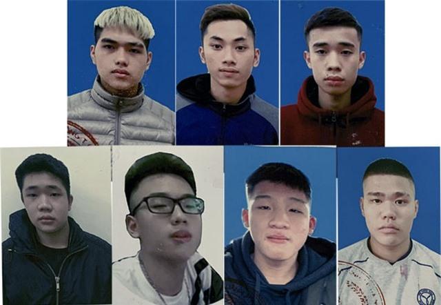 """Hà Nội: Gần 30 thanh niên """"choai choai"""" vác hung khí đi tìm đối thủ - 1"""