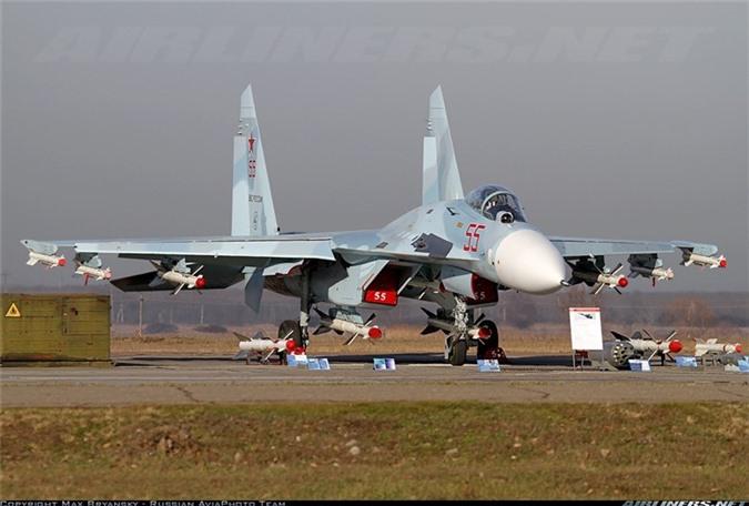 """Su-27SM3 cua Nga roi tro thanh """"kho bau"""" duoc NATO tim kiem-Hinh-7"""