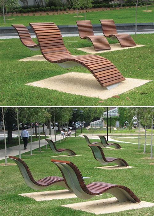Sốc những băng ghế dài kỳ quái nhất thế giới - 13