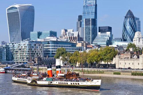 5. London (Anh) - 56 tỷ phú (tổng tài sản: 212,7 tỷ USD). Ảnh: Dreamstime.