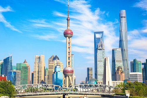 6. Thượng Hải (Trung Quốc) - 46 tỷ phú (tổng tài sản: 130,7 tỷ USD). Ảnh: Tour.dulichvietnam.