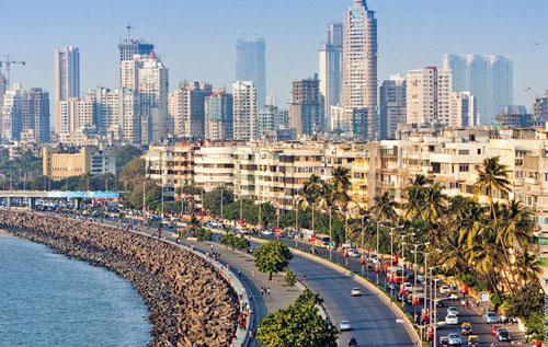 8. Munbai (Ấn Độ) - 38 tỷ phú (tổng tài sản: 149,3 tỷ USD). Ảnh: Mumbailive.
