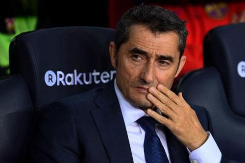 7. Ernesto Valverde (bị Barcelona sa thải nhưng vẫn được trả lương theo hợp đồng khoảng 19 triệu euro/năm).