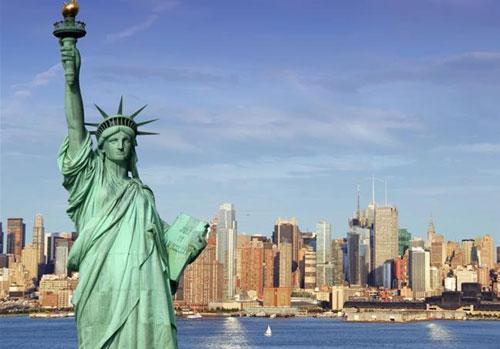 1. New York (Mỹ) - 92 tỷ phú (tổng tài sản: 424 tỷ USD). Ảnh: Vietravel.