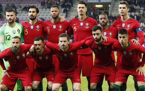 7. Bồ Đào Nha - Điểm số: 1.639.