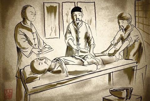 Quá trình tịnh thân đau đớn của hoạn quan để bước vào cung cấm