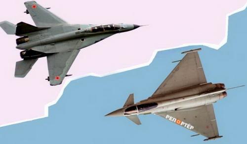 Báo chí Nga cho rằng lẽ ra Ấn Độ cần chọn MiG-35 chứ không phải tiêm kích châu Âu. Ảnh: Topwar.