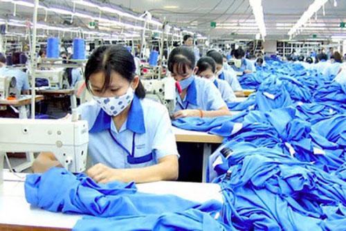 Xuất khẩu dệt may sang các nước thành viên CPTPP có sự tăng trưởng nhanh.