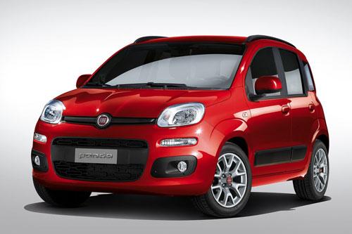 Fiat Panda (doanh số: 30.149 chiếc).